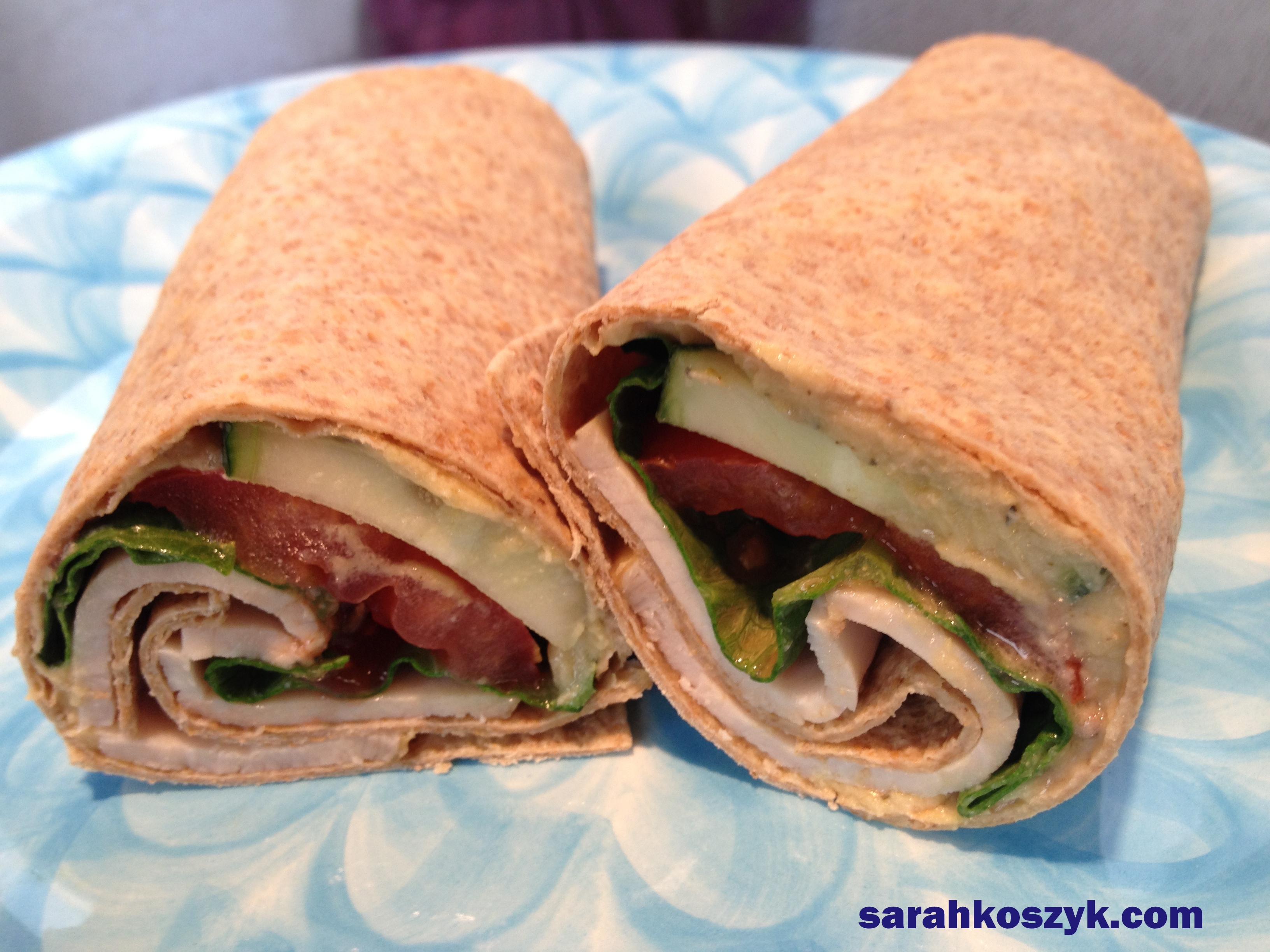 5 Delicious Wrap Ideas For Lunch