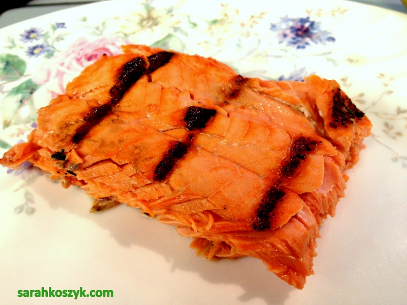 How To Perfectly Grill Salmon
