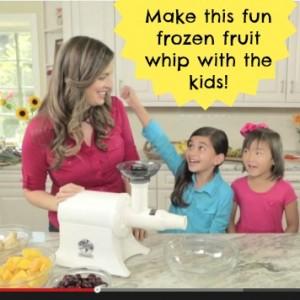 Fruit Whip HP ad