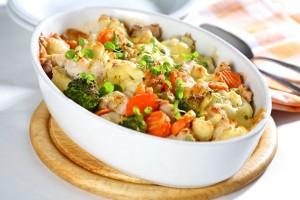 Chicken rice casserole MHL