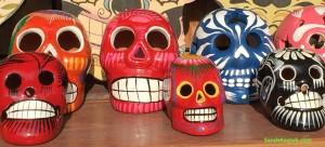 Day of Dead Skulls 1