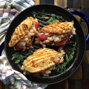 Katie_Cavuto_Stuffed Chicken