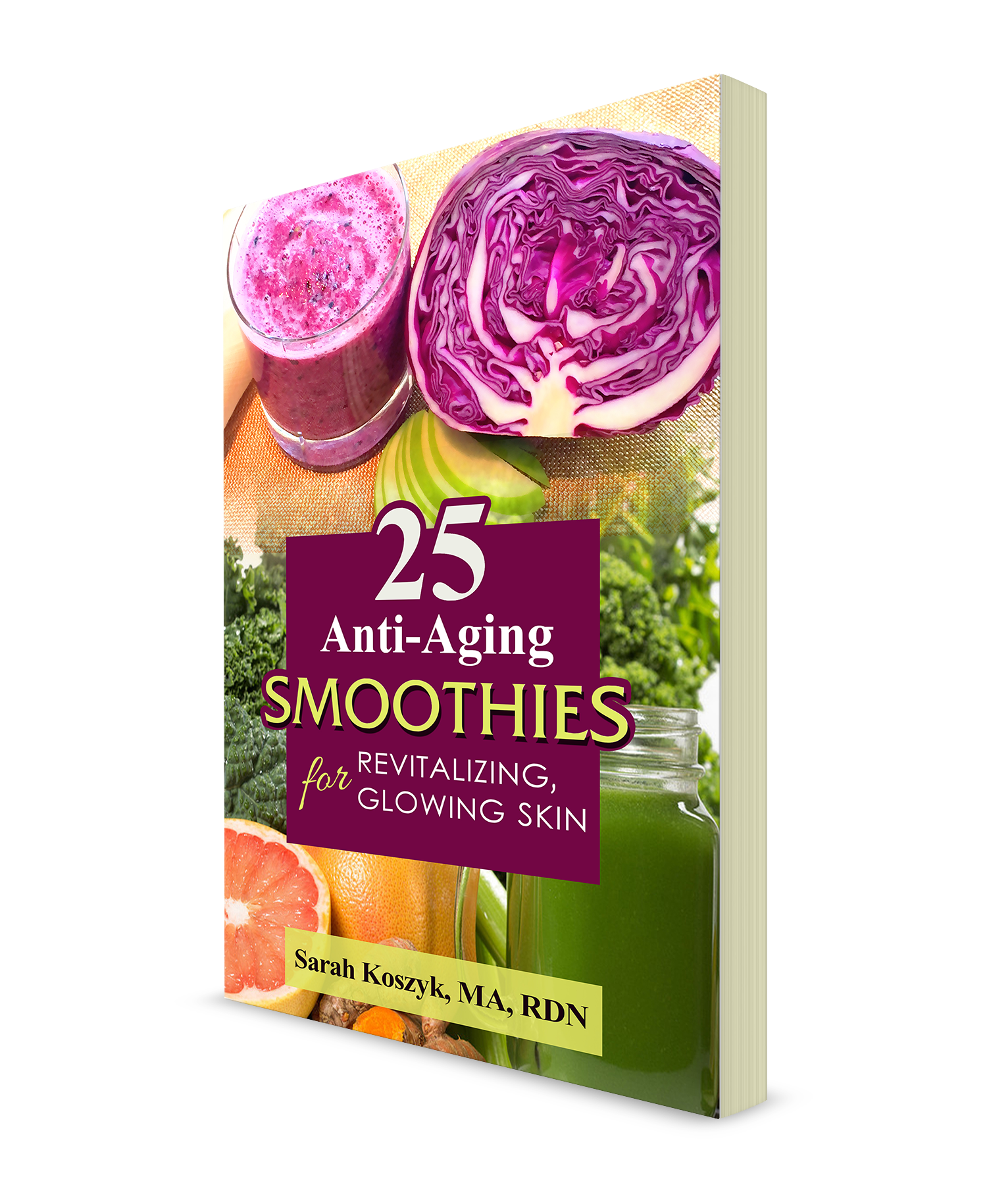 25 Anti-Aging Smoothies for Revitalizing, Glowing Skin