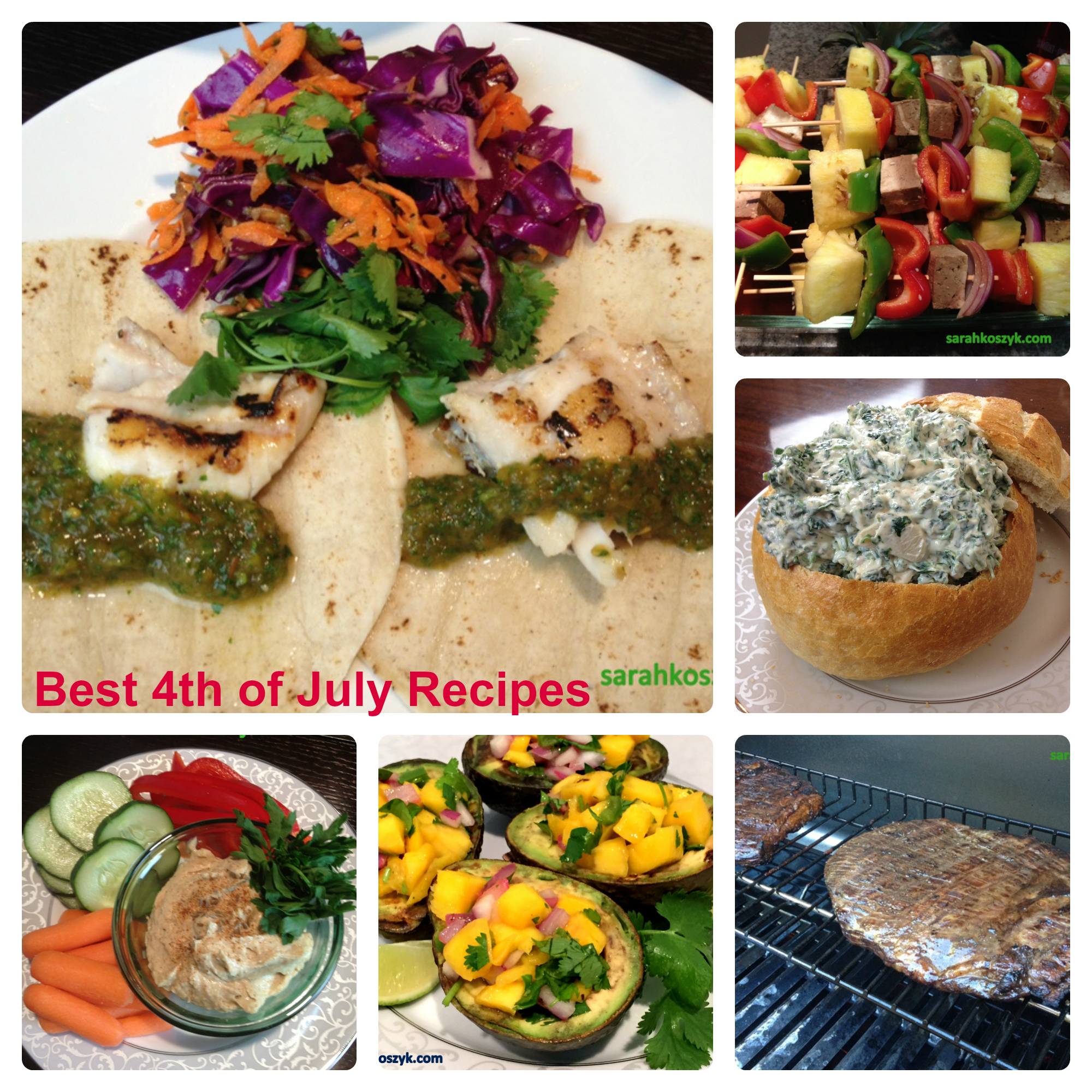 10 Fourth of July Recipes You Won't Want To Miss