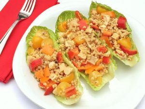 Harris_Sorghum-Chicken-and-Veggie-Lettuce-Wraps