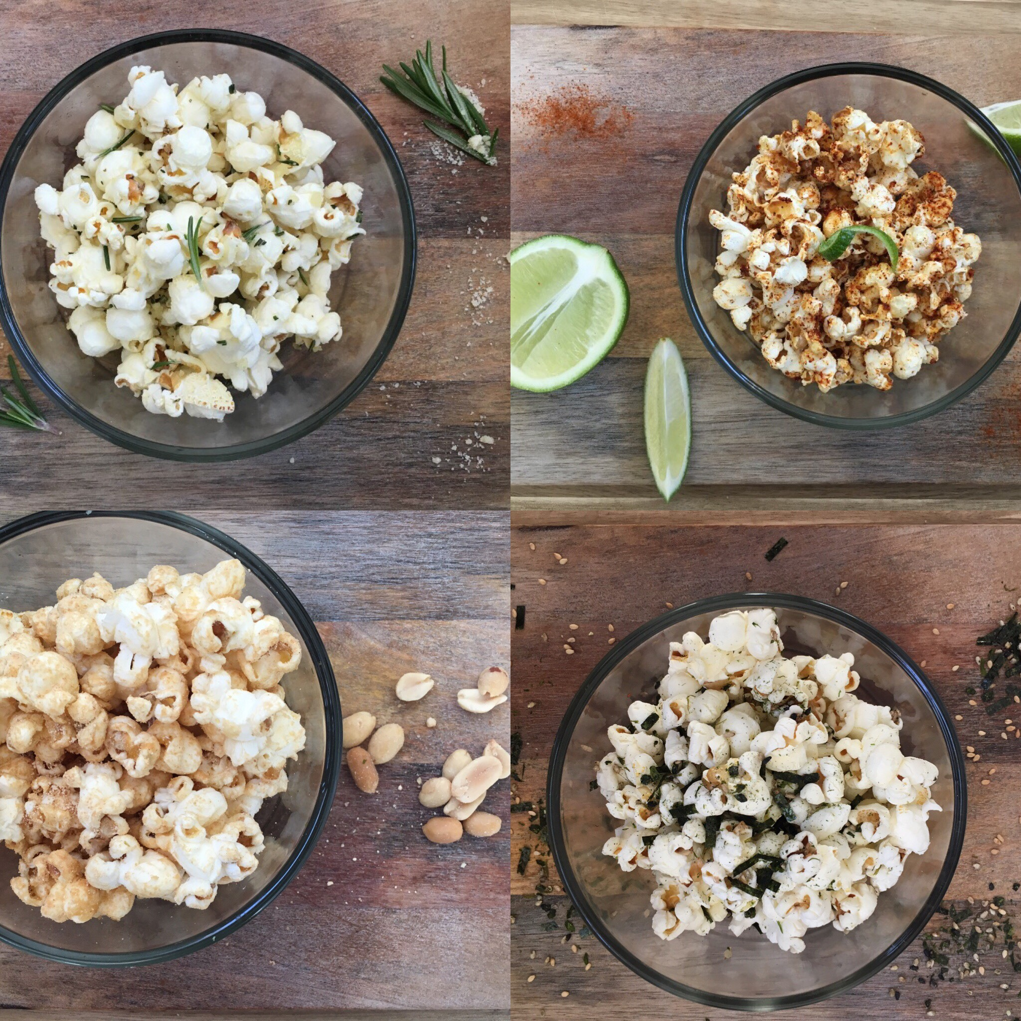 Smart snacking: Four homemade popcorn recipes