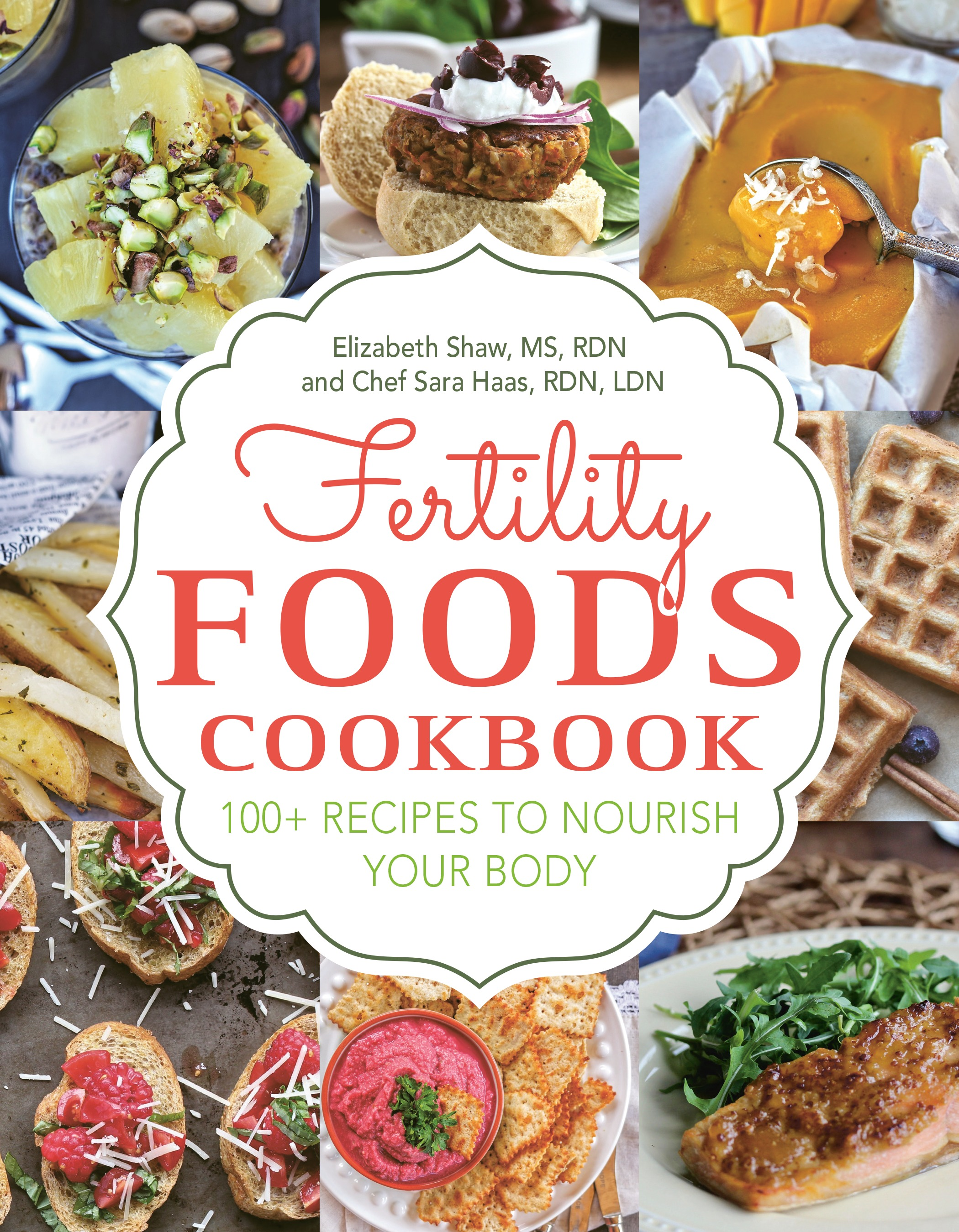Fertility Foods Cookbook Review And Baked Mediterranean Chicken Recipe