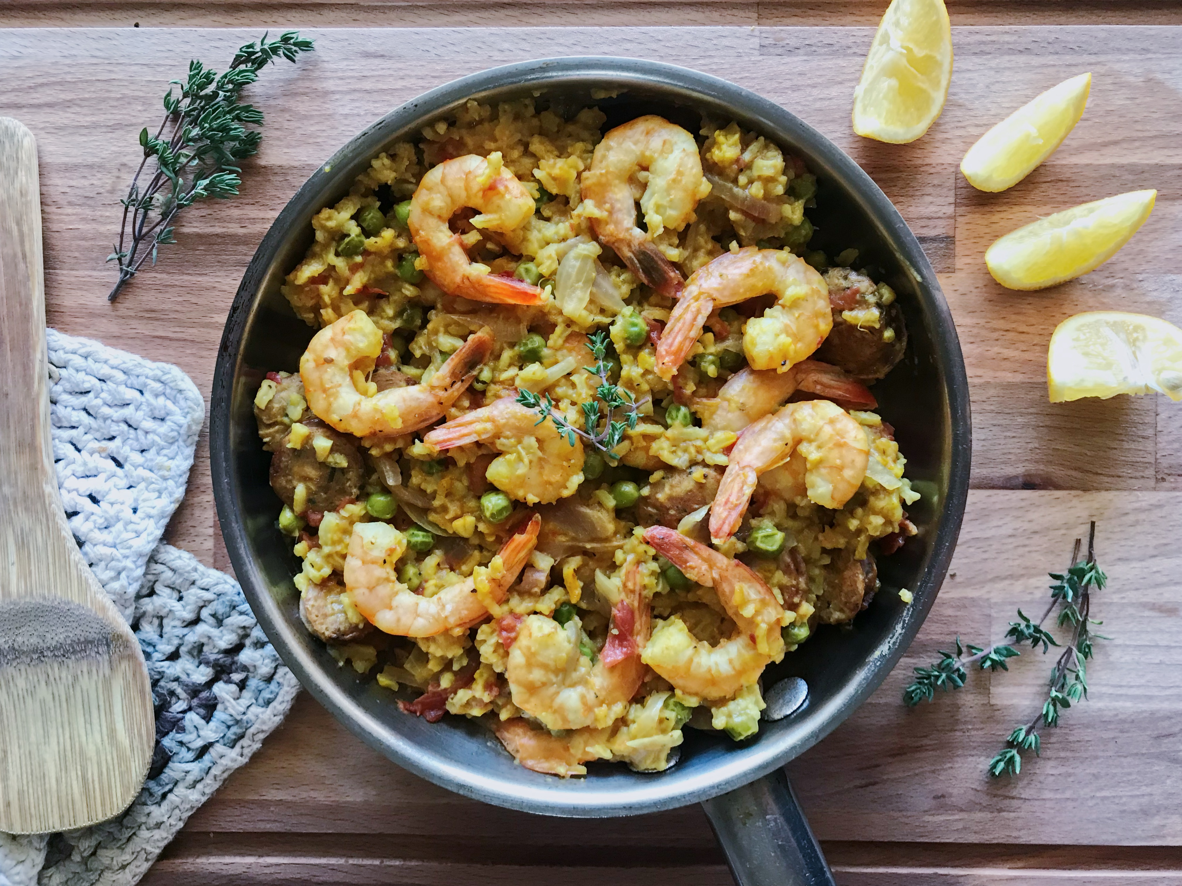 Easy Paella Recipe