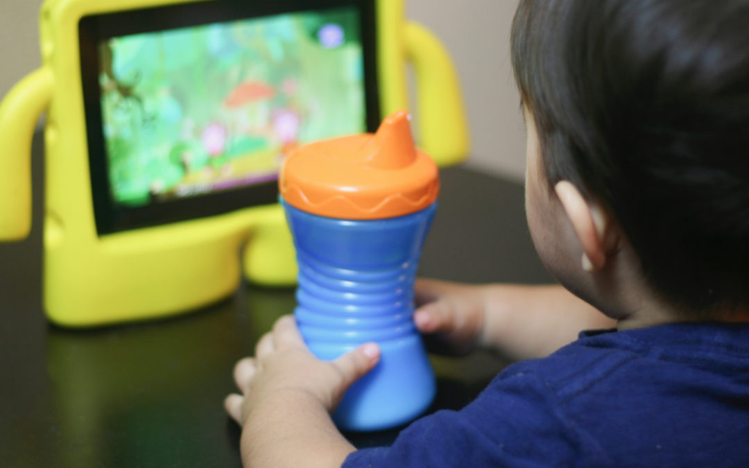 5 Ways Screen Time is Affecting Your Child's Health