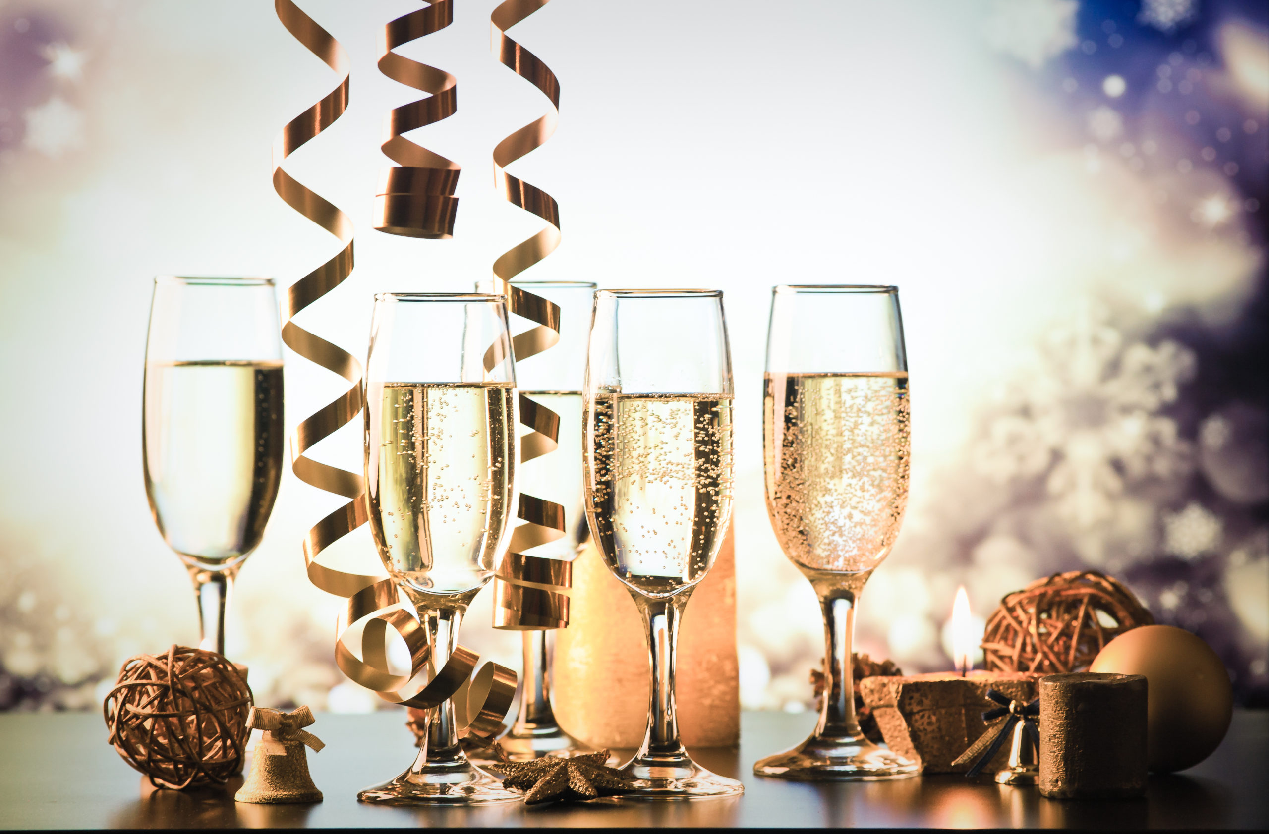 New Year's Eve Theme Party Ideas For Foodies