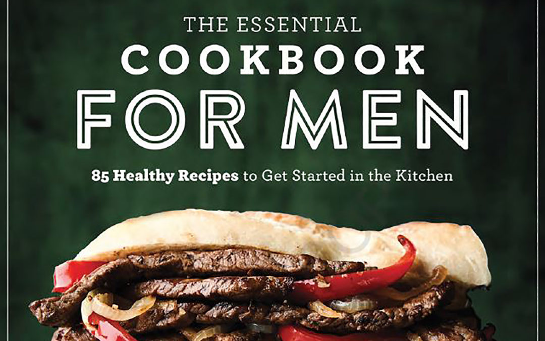 The Essential Cookbook For Men Review and Moroccan-Style Chickpeas With Farro Recipe